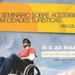 II seminario sobre axcessibilidade em cidades turisticas