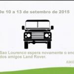 Land Rover Brasil 2015 – São Lourenço – MG