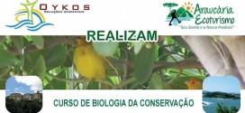 CURSO DE BIOLOGIA DA CONSERVAÇÃO