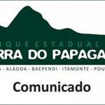 comunicado Serra do papagaio 01