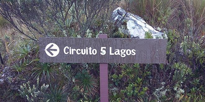 Circuito 5 Lagos