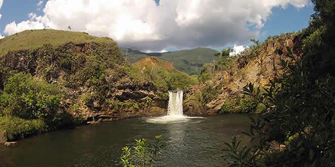 Cachoeira do Caldeirão