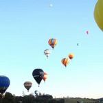 Passeio de balão em São Lourenço - Balonismo