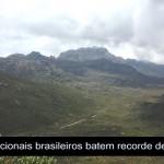 Parques nacionais brasileiros batem recorde de visitações