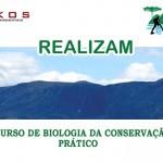 CURSO DE BIOLOGIA DA CONSERVAÇÃO - PRÁTICO