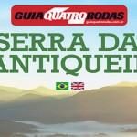 Guia Quatro Rodas edição especial sobre a Serra da Mantiqueira