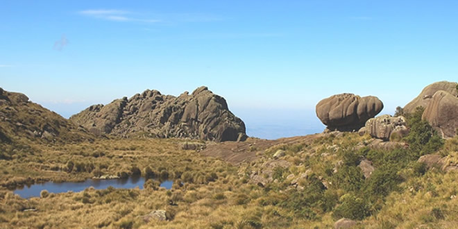 Pedra da Tartaruga e Maçã