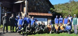 Operção Trilha Limpa – Parque Nacional do Itatiaia